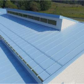 Chống thấm mái tôn nhà máy sợi Bắc Ninh